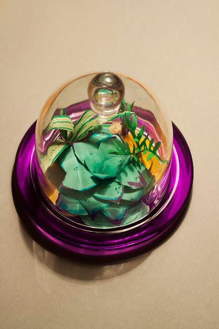 bell jar, jar, klosz, papercut, paperflower, plant, rośliny, succulent, sukulent, sukulenty, under glass Brak komentarzy: