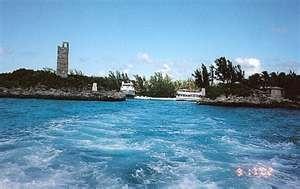 Blue Lagoon Island Bahamas