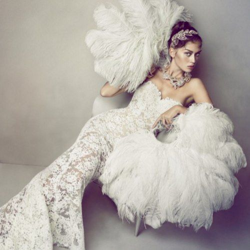 Abiti da sposa a sirena: un fascino senza tempo - #matrimonio