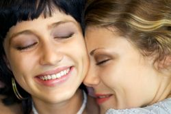 Important info! #Lesbian and #Bisexual Women:  Important and excellent resource from the #CDC on same sex health issues, including the ten things Lesbians should discuss with their health care provider.
