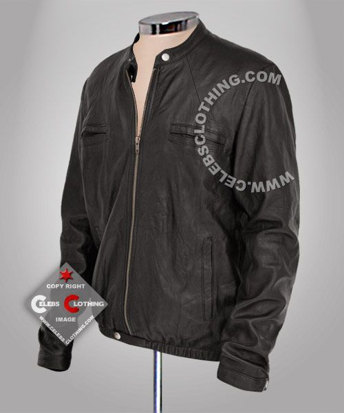 Buy Online Oblow Zac Efron Jacket. Wrinkled Black Soft Leather 17 Again Jacket worn by Zac Efron in movie 17 Again. Worldwide Free Shipping.    http://www.celebsclothing.com/products/Zac-Efron-OBLOW-17-Again-Real-Leather-Jacket.html  #17again #ZacEfron