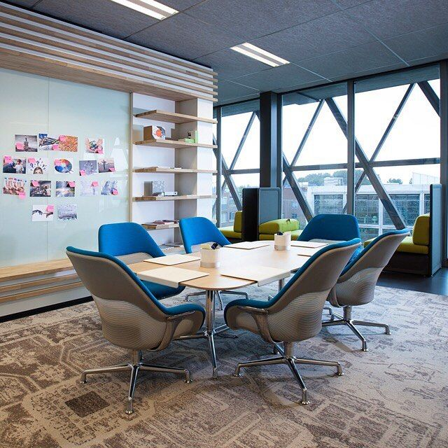 Steelcase coalesse rethink the meeting space were thinking comfortable creative