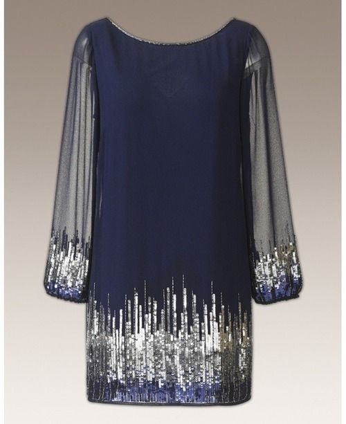 New Year's Eve dress.