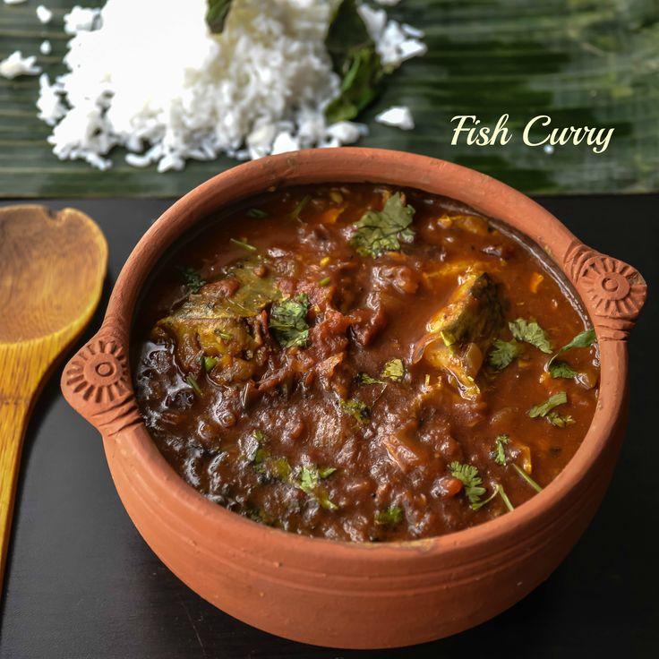 Home style Fish Curry/ Meen Kuzhambu