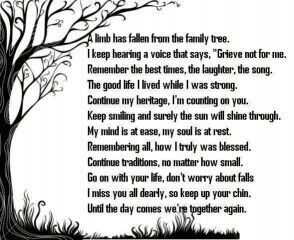 Remember me poem Random things Funeral poems, Loss