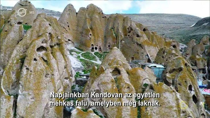 Mutasd meg, hol élsz! 17. - Irán - Kandovan, a méhkas falu