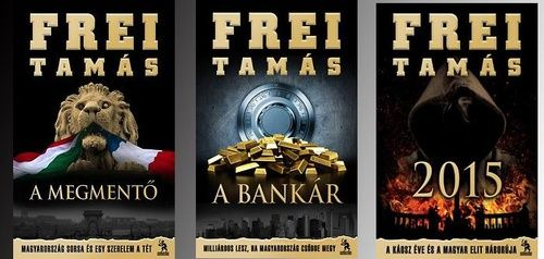 Frei Tamás - A megmentő - A bankár - 2015
