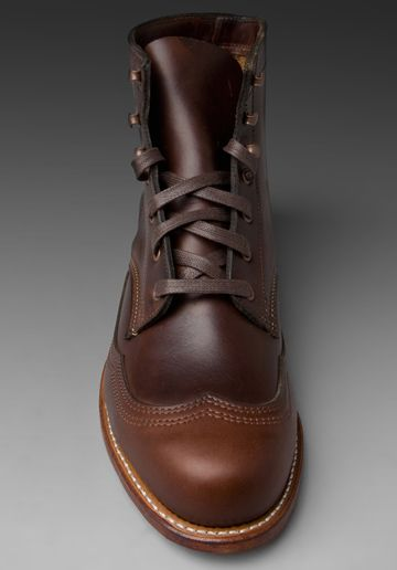 1000 mile wolverine boots. These my or may not be mens boots...i dont care...i love them!!