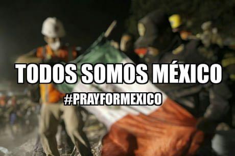 Pray for us! We had an earthquake :(