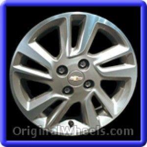 Chevrolet Spark 2013 Wheels & Rims Hollander #5605  #Chevrolet #Spark #ChevySpark #2013 #Wheels #Rims #Stock #Factory #Original #OEM #OE #Steel #Alloy #Used