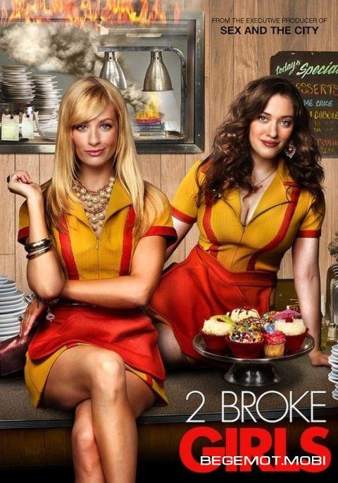 Две девицы на мели сезон 4