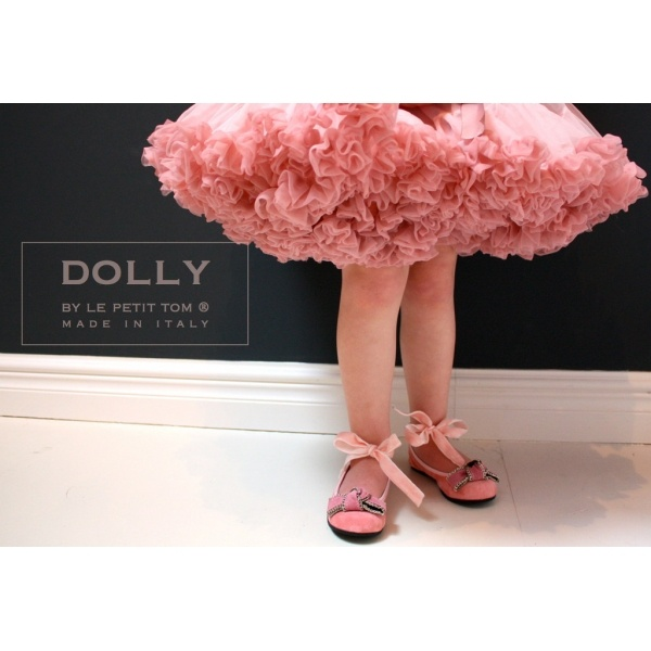 DOLLY skirt and DOLLY ballerinas