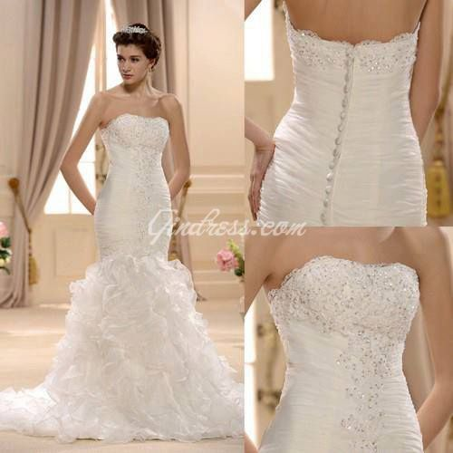 8bcaa4a26f5d420fdcc1b698c3fc13f6  mermaid wedding dresses dress wedding - Mermaid Wedding Dresses