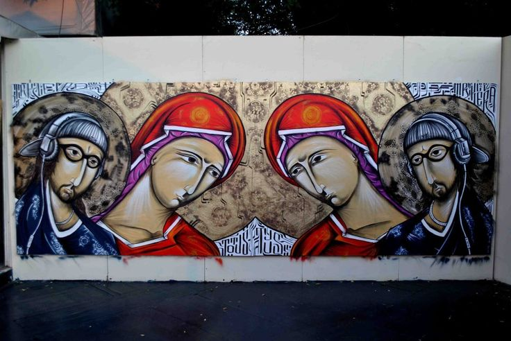 Streetart by Mr Klevra