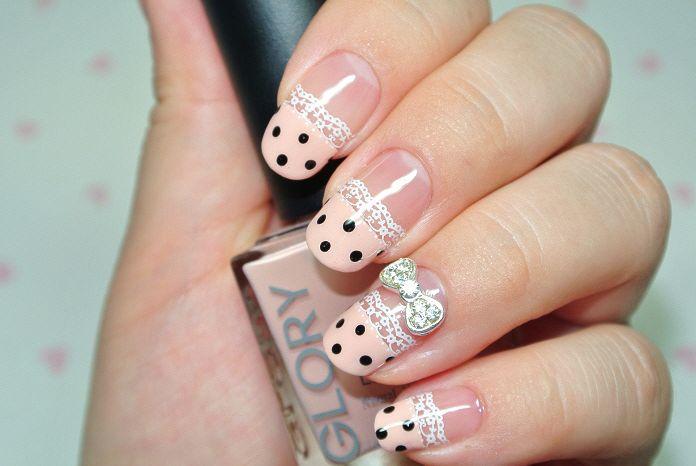 17 best images about nails d on pinterest nail art - Disenos de unas decoradas ...
