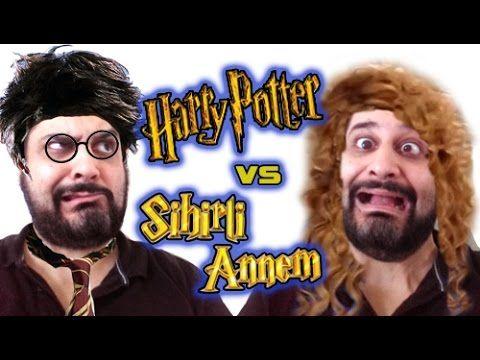 Harry Potter mi, Sihirli Annem mi? Fantastik filmler kapışma (Komik), Te...