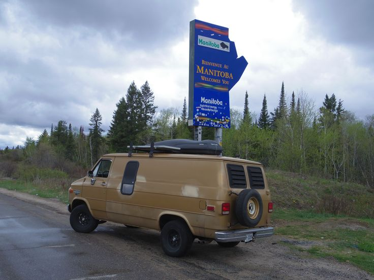 Road Testing The Chevy G20 In Great Canadian West