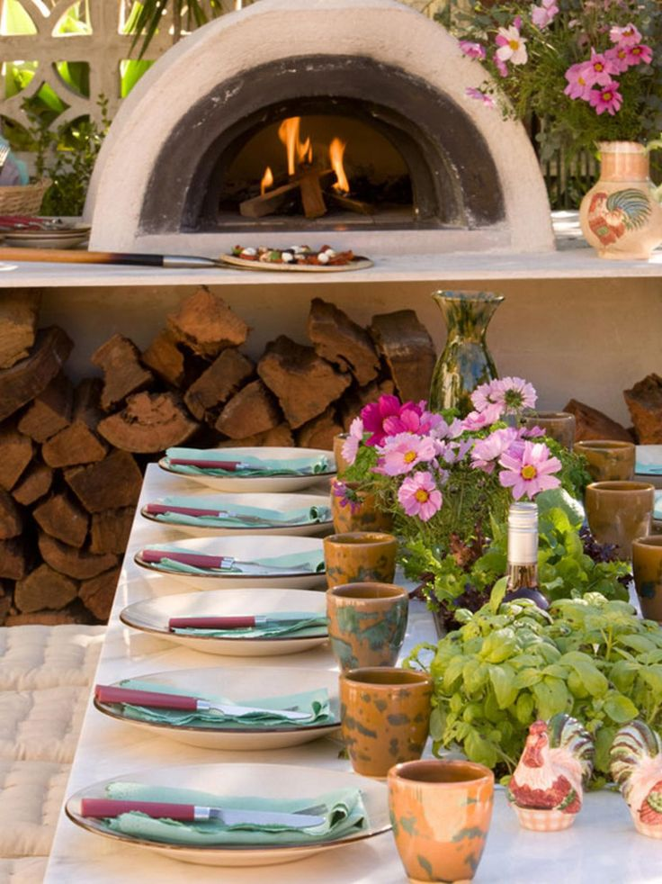 Outdoor Kitchen Ideas on a Budget: Pictures, Tips & Ideas | Outdoor Design - Landscaping Ideas, Porches, Decks, & Patios | HGTV