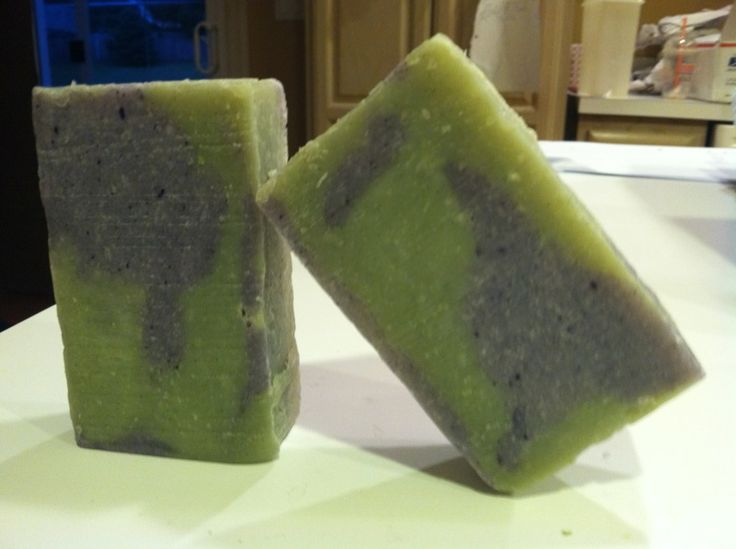 Aid for anxious Body bar soaps