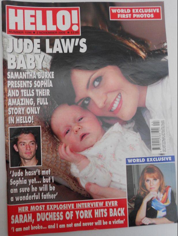 HELLO magazine -  N. 1096 - November 2009