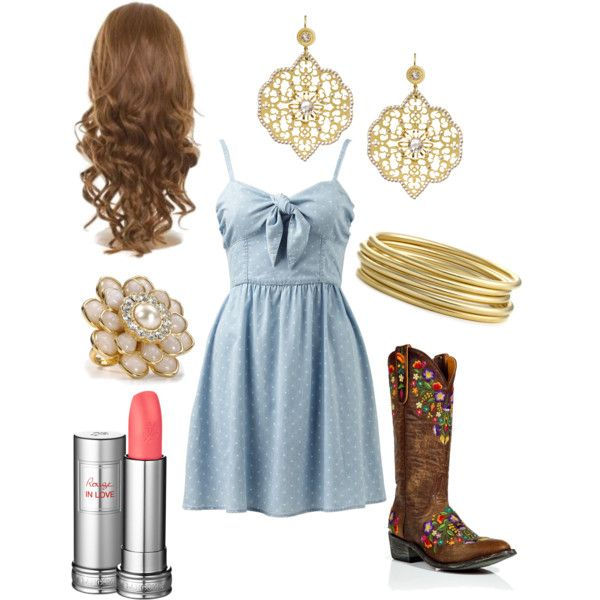 Barn Dance | Barn Dance Clothes And Polyvore