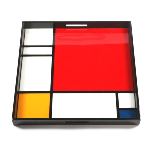 InStyle-Decor.com Mondrian Collection, Ottoman Tray $395, Piet Mondrian Limited Edition Contemporary Abstract Art Desk Boxes, Art Jewelry Boxes, Art Trays © Piet Mondrian Trust. Professional Inspirations for Contemporary Art Collectors, Unique Gift Ideas. Check Out Our On Line Store for Over 3,500 Luxury Designer Furniture, Lighting, Decor & Gift Inspirations, Nationwide & International Shipping From Beverly Hills California Enjoy Whats Trending in Hollywood