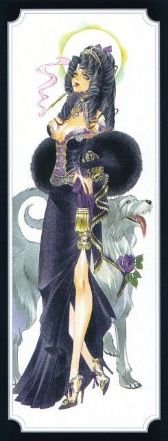 Shibamoto Thores, Gonzo, Trinity Blood, Jane Judith Jocelyn, Manga Cover
