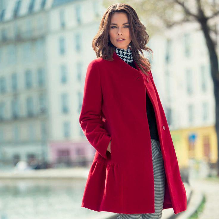 Manteau femme un jour ailleurs