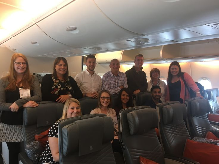 The BI WORLDWIDE Events team had a great time at Singapore Airlines, checking out the A380 Airbus and Lounge for First and Business Class flyers.