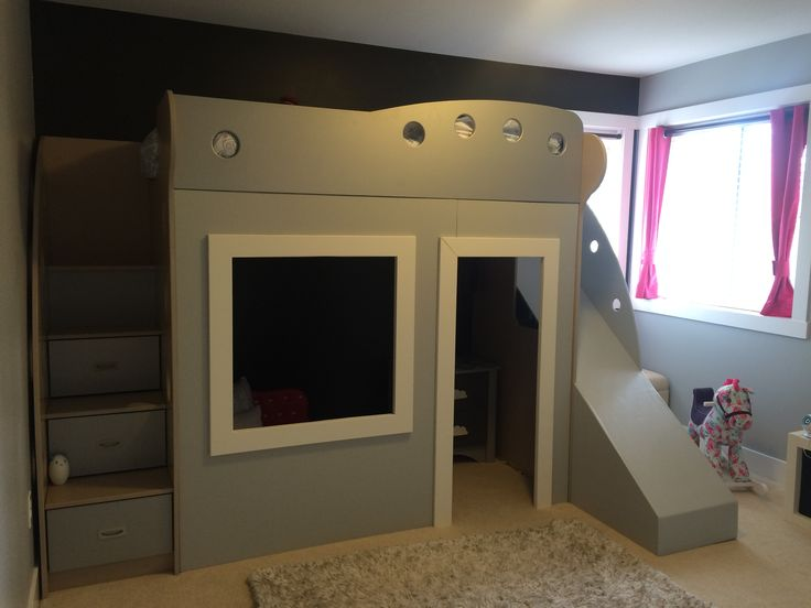 1000 Ideas About White Loft Bed On Pinterest Bunk Bed