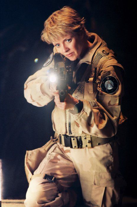 Amanda Tapping - Forever Knight, Kung-Fu: The Legend Continues, The X Files, Flash Forward, Millenium, Stargate SG-1, Stargate Contnuum, Sanctuary, Stargate Atlantis, Supernatural... The Sci-Fi Queen is coming to Comiccon!