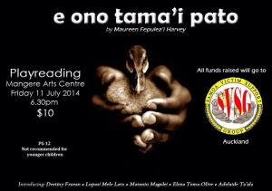 SVSG Auckland Fundraiser #Samoa #VictimSupportGroup - E One Tama'i Pato! - http://svsgauckland.org.nz