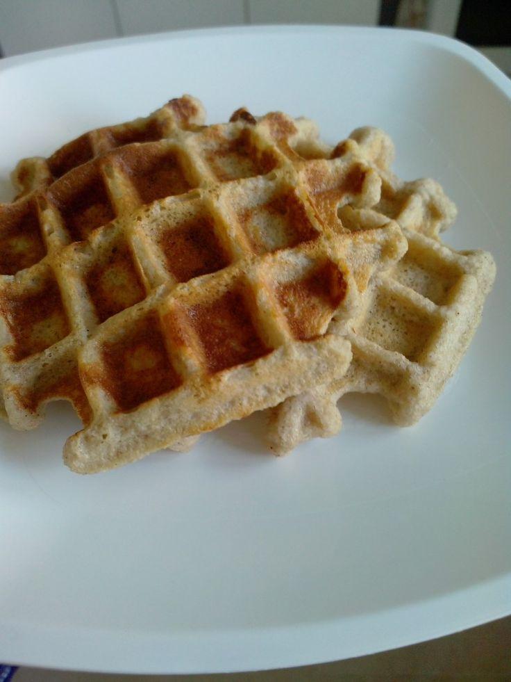 Recette de waffle paléo