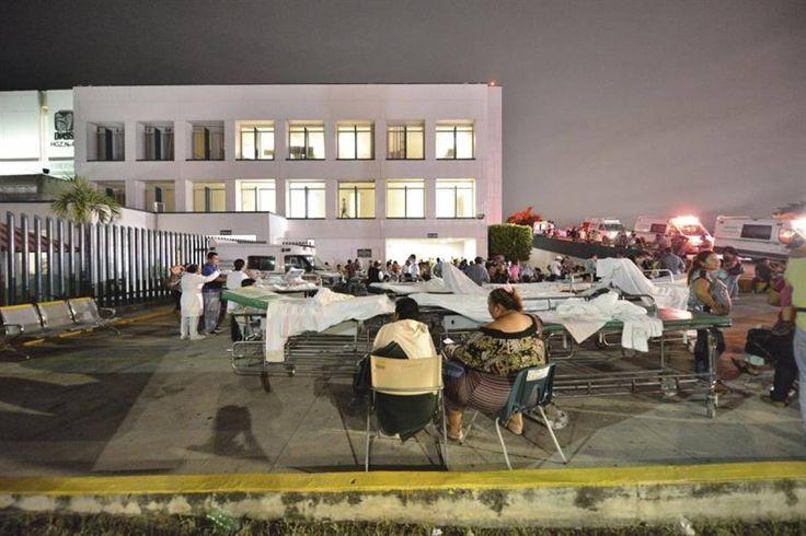 Terremoto de 82 en México se une a la lista de los sismos más poderosos de los últimos 30 años - Publimetro Chile
