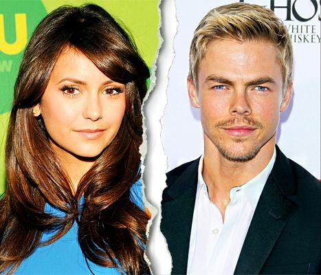 Nina Dobrev Splits From Derek Hough - Us Weekly