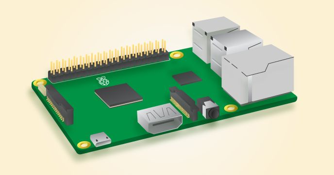 The Raspberry Pi 3 has an identical form factor to its earlier two predecessors Pi 2 (and Pi 1 Model B+). It is fully compatible with Raspberry Pi 1 and 2. #RaspberryPi3 #SingleBoardComputer #ConnectedDevices #RaspberryPi #IoT