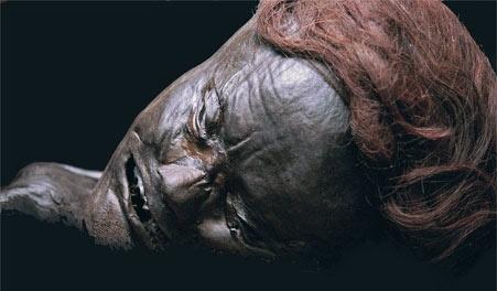 Grauballemanden på Moesgård Museum