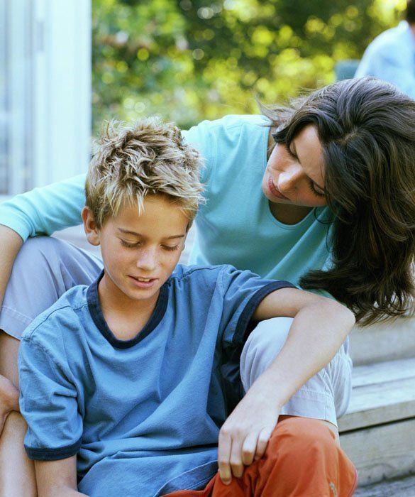 Handling puberty Changes Ahead