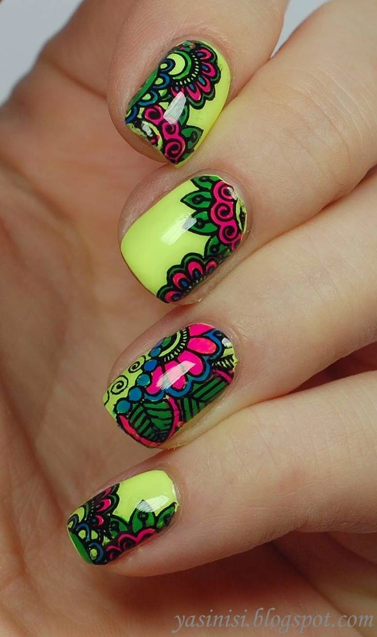 426 best Nails images on Pinterest   Make up looks, Nail polish and ...