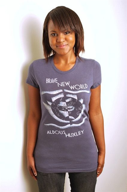 Brave New World Women's T-Shirt