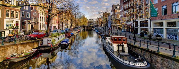 Most eco friendly european cities, Amsterdam - keyofaurora.com Artisanal.Narrative.Smart -