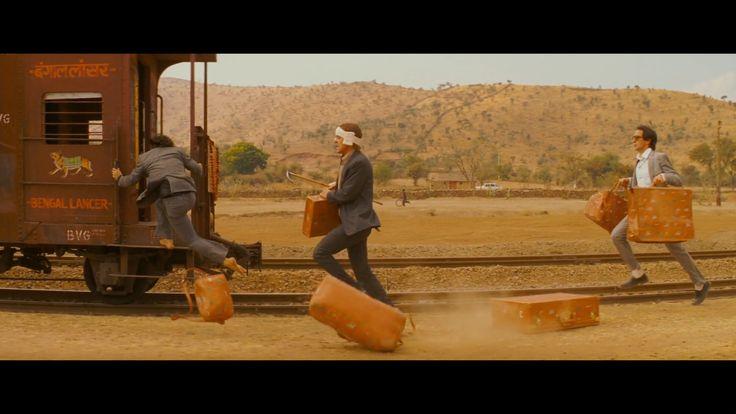 The Darjeeling Limited - Wes Anderson #darjeeling #India #anderson #wesanderson #train #film #movie #cinema #adrienbrody #brody