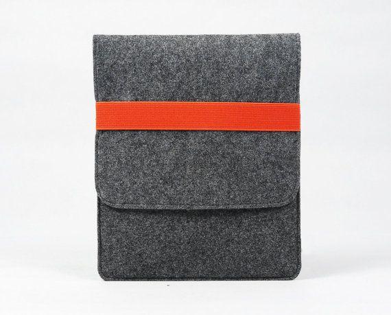 Felt iPad Mini Retina Case iPad Mini Bag iPad Air Sleeve by LOIOL
