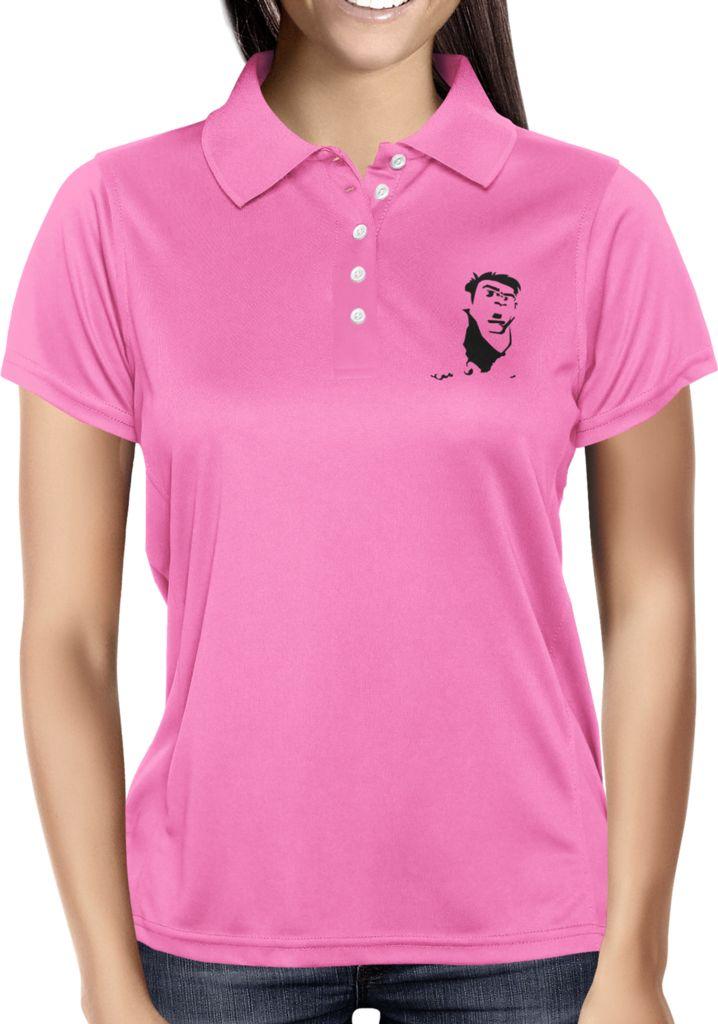 Pink Blank - Dhaporshankh Girls Polos