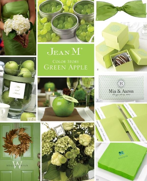 Apple Green Wedding Dream Wedding Pinterest Wedding Wedding