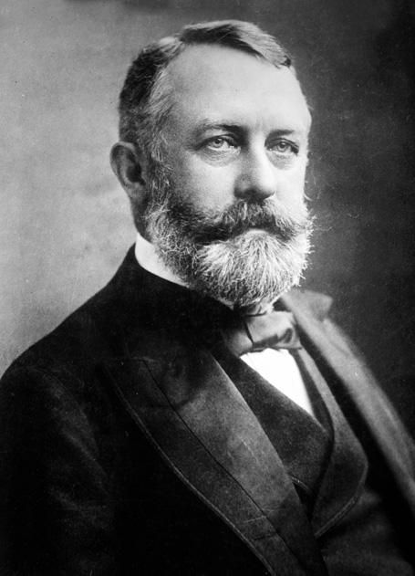 Who missed the TITANIC? Henry Clay Frick: The Pittsburgh steel baron was a business associate of fellow non-passenger J.P. Morgan. He canceled his passage on the Titanic when his wife sprained her ankle and had to be hospitalized in Italy.