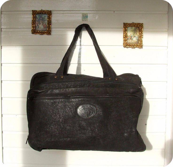 PICARD LEDER Hand Tasche Leather Bag Weekender Reise Unisex Handgepäck Sport  in Reisen, Reisekoffer & -taschen, Reisetaschen | eBay!