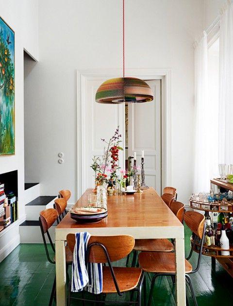 Smaragdgrün – die schönste neue Wohnfarbe