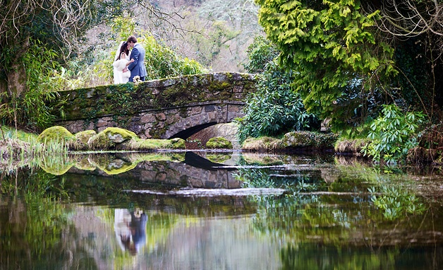 Wedding Photography at Bovey Castle by www.ChristianMichael.co.uk