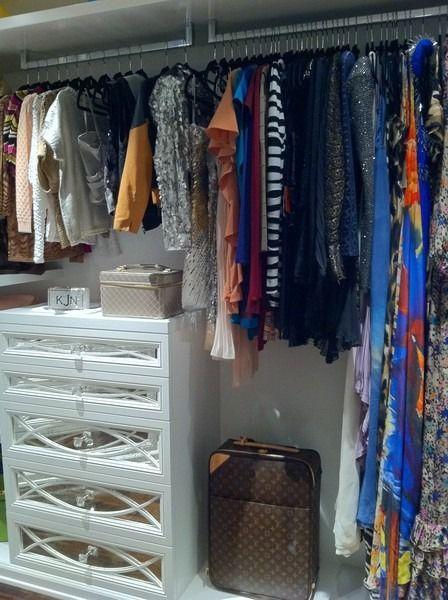 Kylie Jenner | Closets | Celebrity closets, Closet tour ...